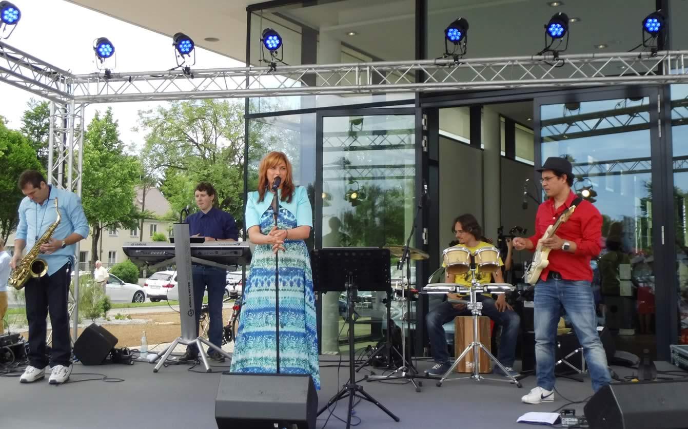 Janine Hoffmann Band