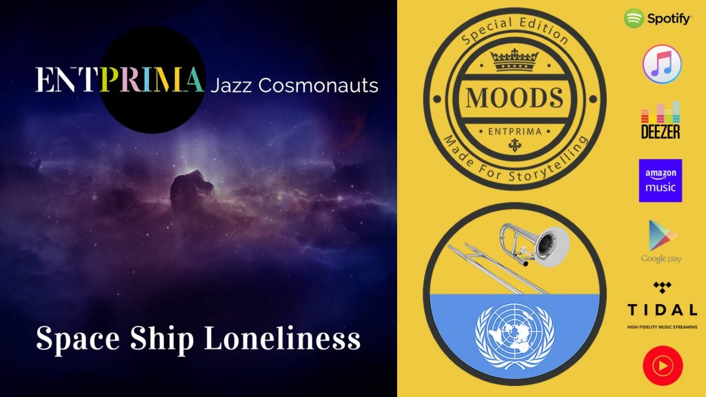 Entprima Jazz Cosmonauts - Space Ship Loneliness