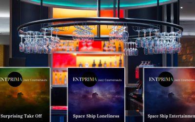 spaceship Entprima | Digwyddiad Cerdd Cyntaf