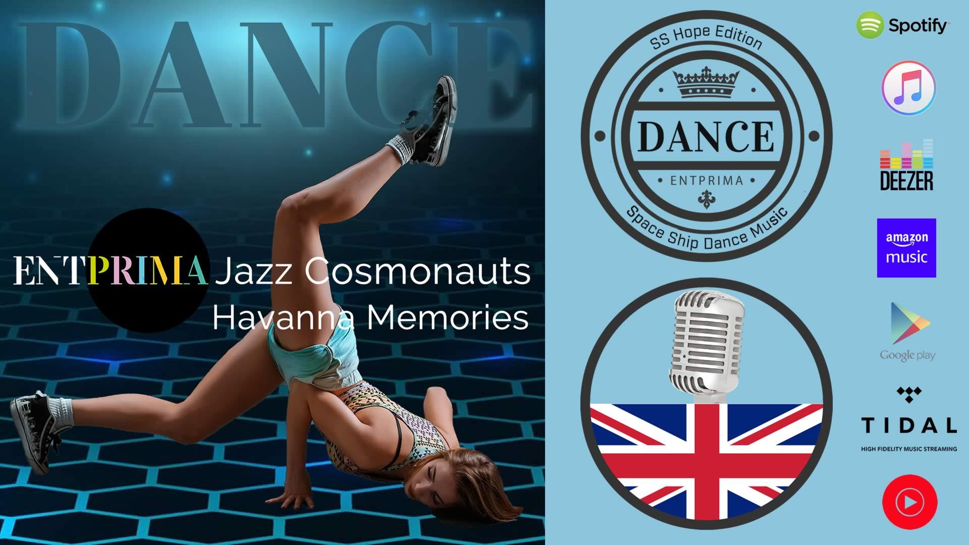 Entprima Jazz Cosmonauts - Havanna Memories
