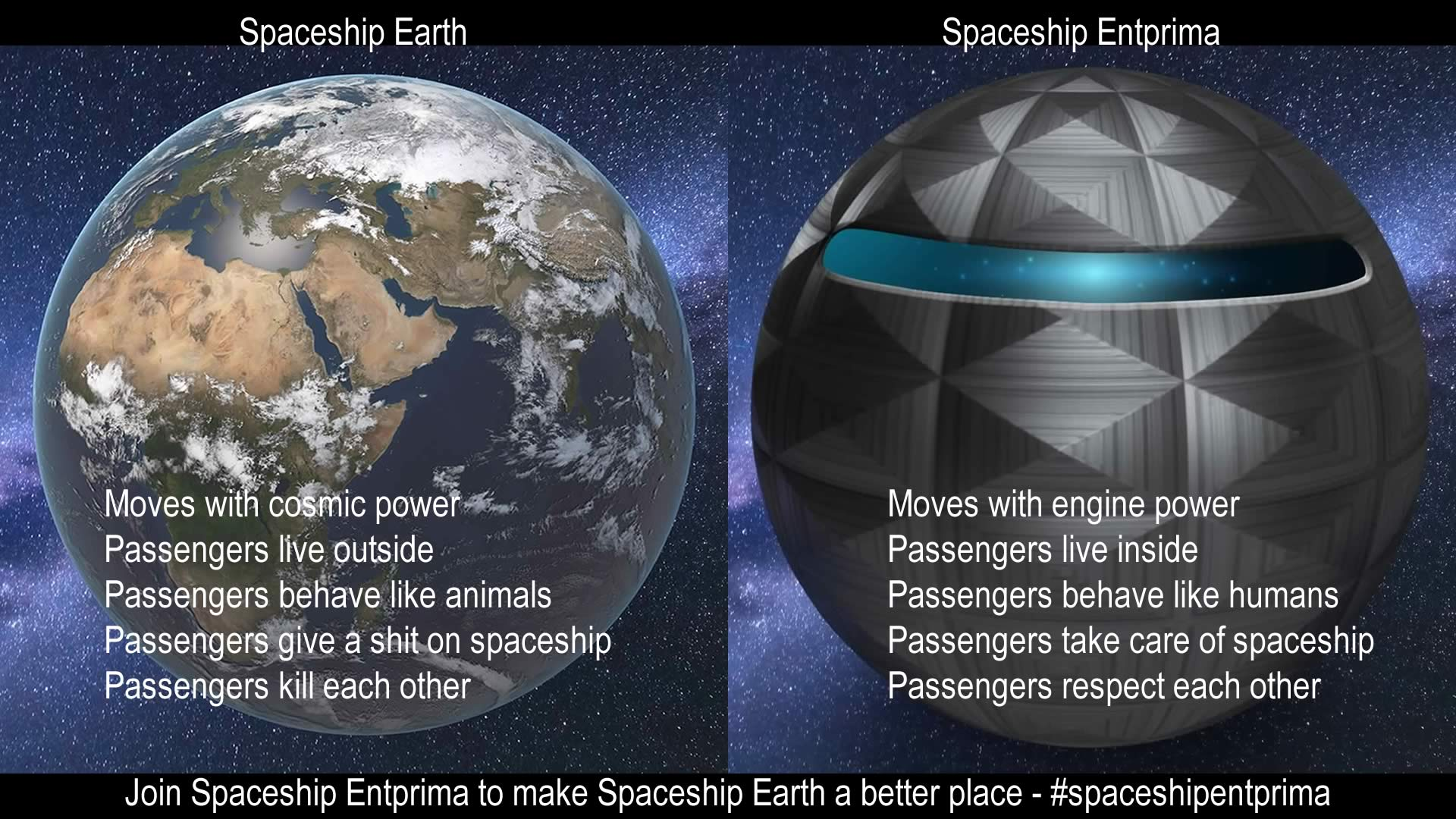 Spaceships and Law on Earth