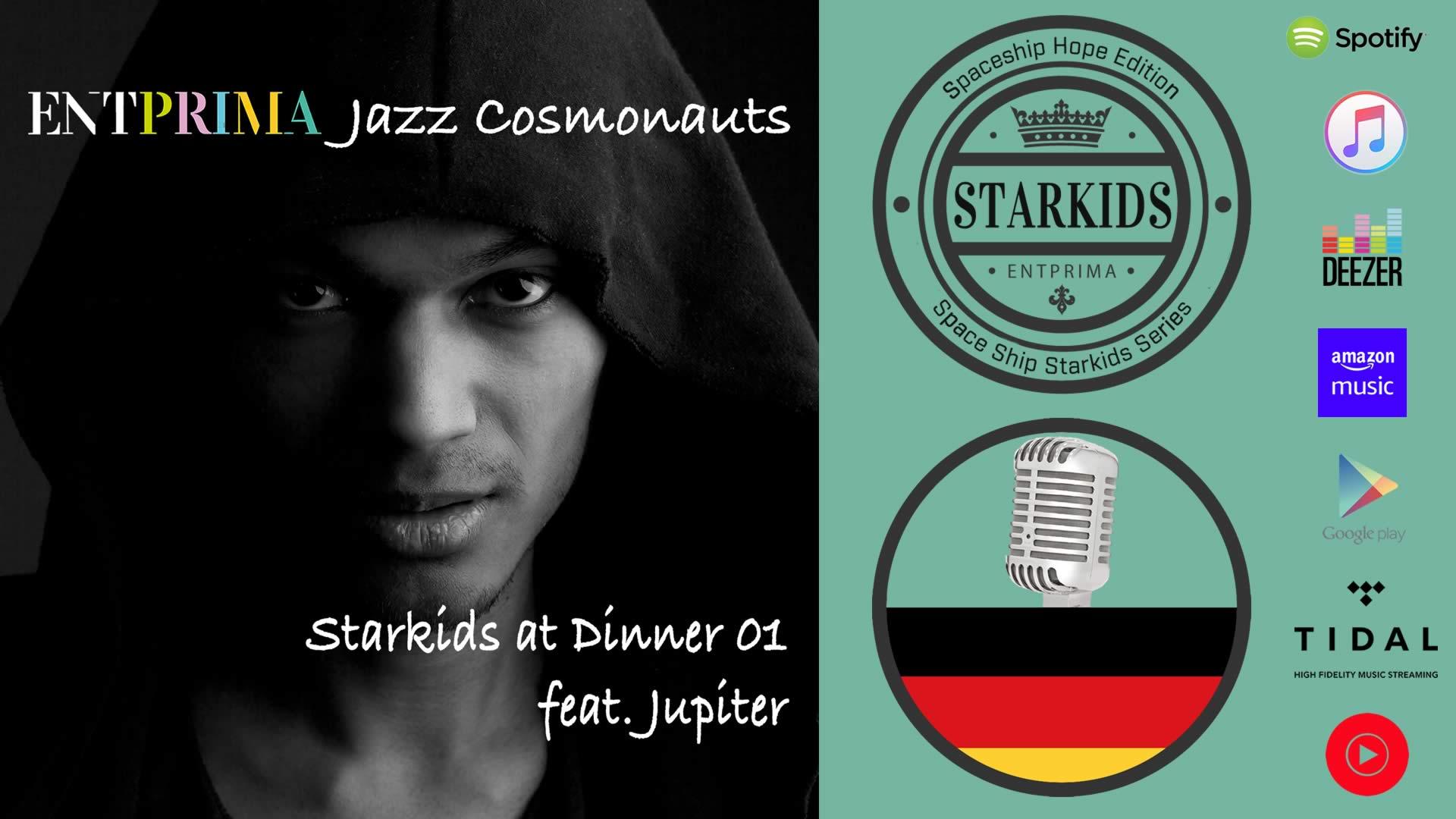 Starkids at Dinner 01