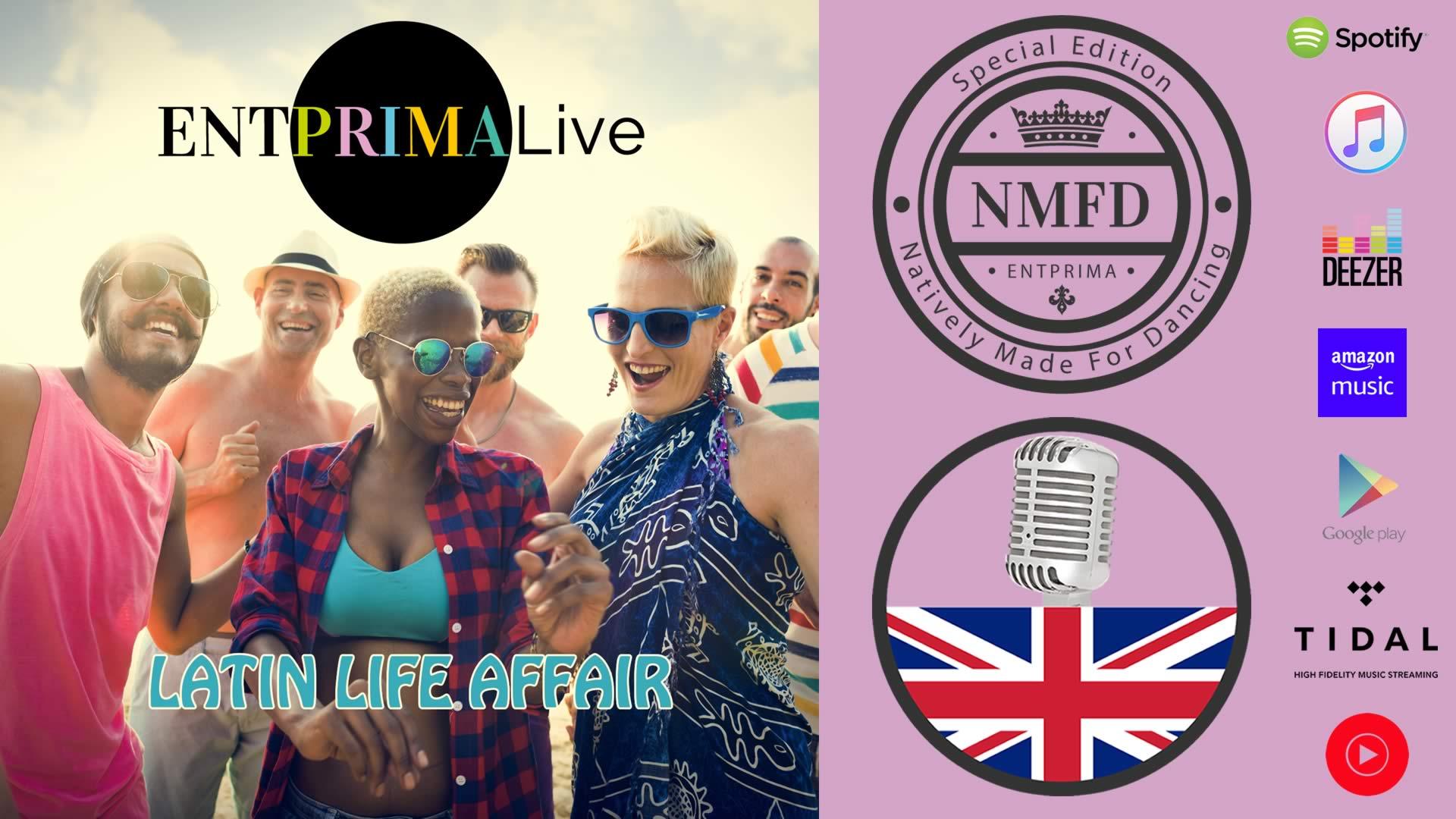 Latin Life Affair - Entprima Live