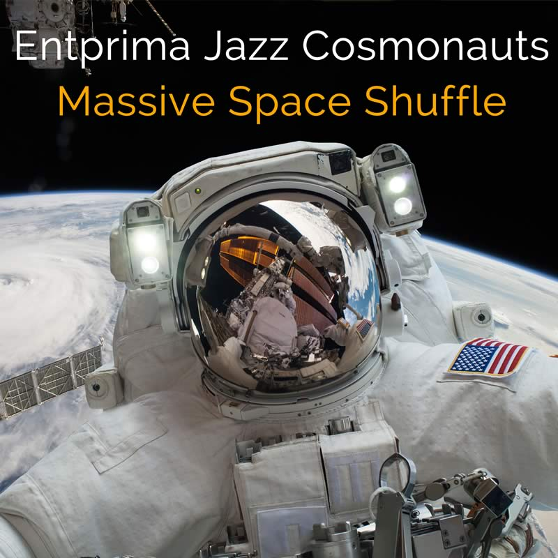 Massive Space Shuffle - Entprima Jazz Cosmonauts