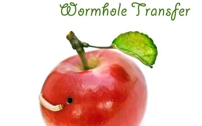 Wormhole Transfer