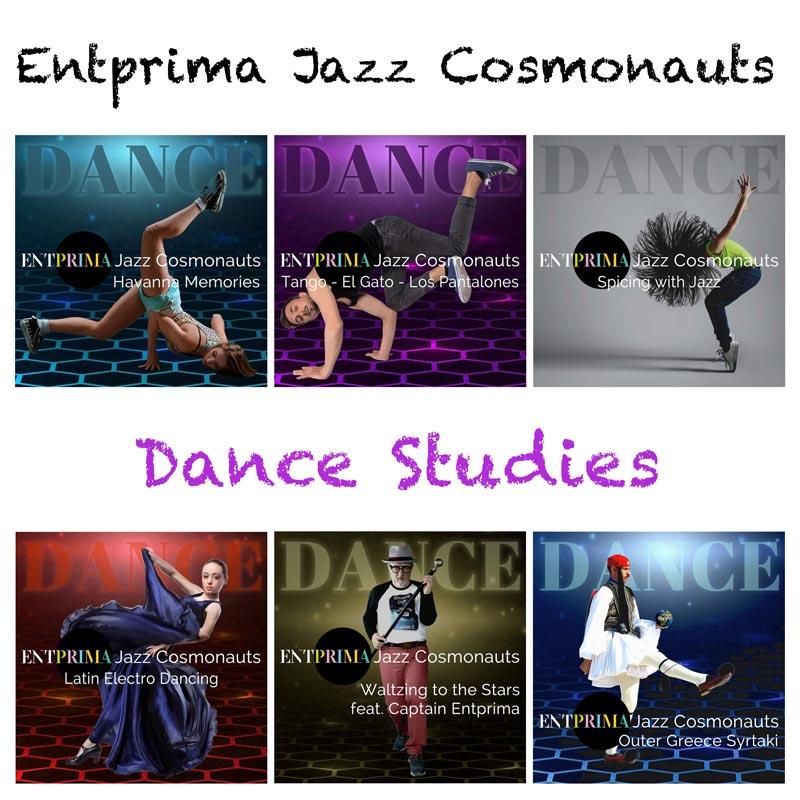 Dance-Studies - Entprima Jazz Cosmonauts