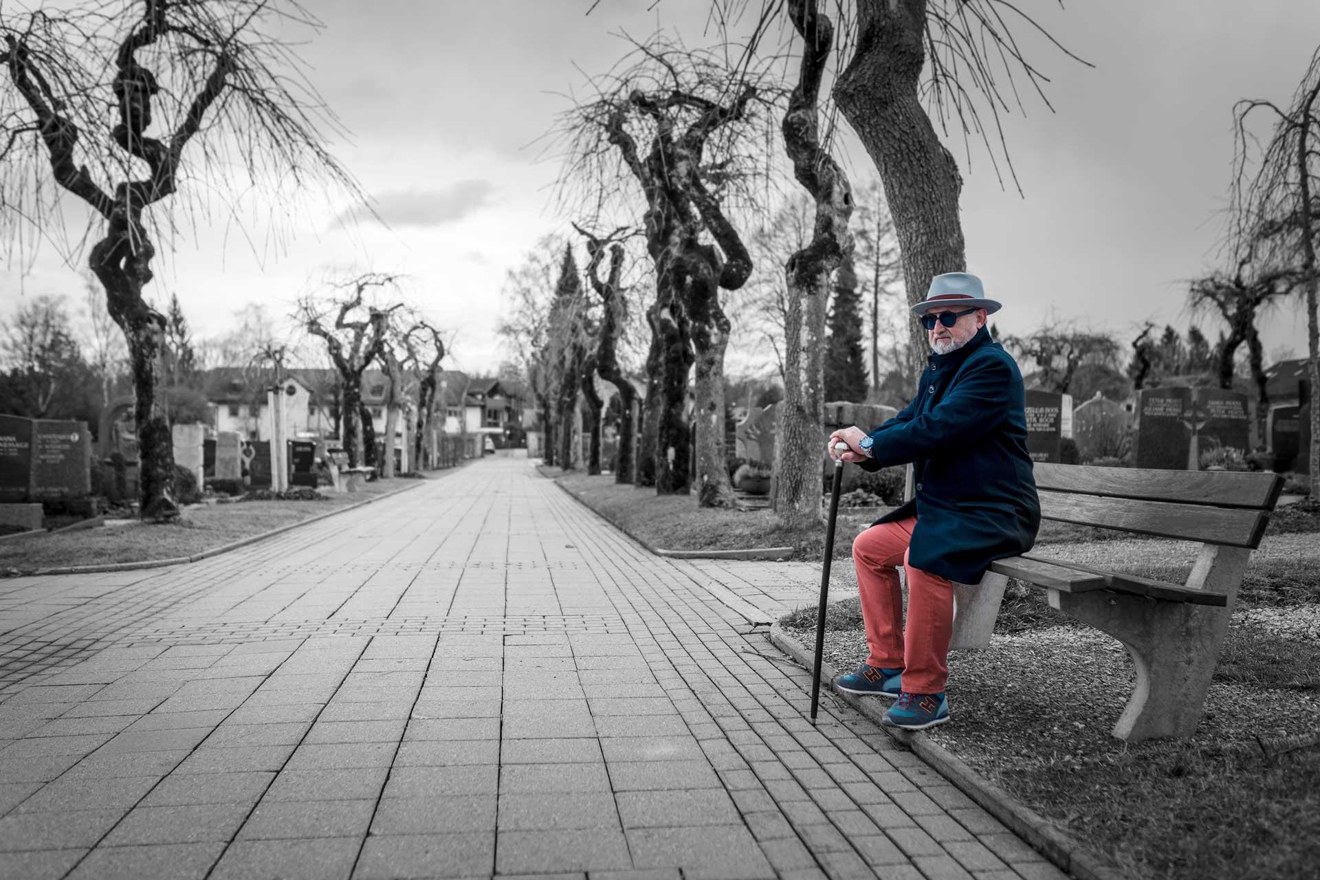 Entprima - Sylfaenydd Horst Grabosch