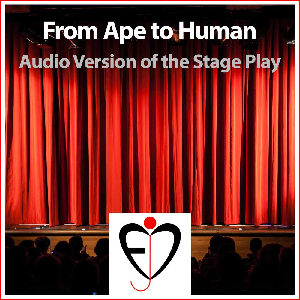From Ape to Human - Audio Version