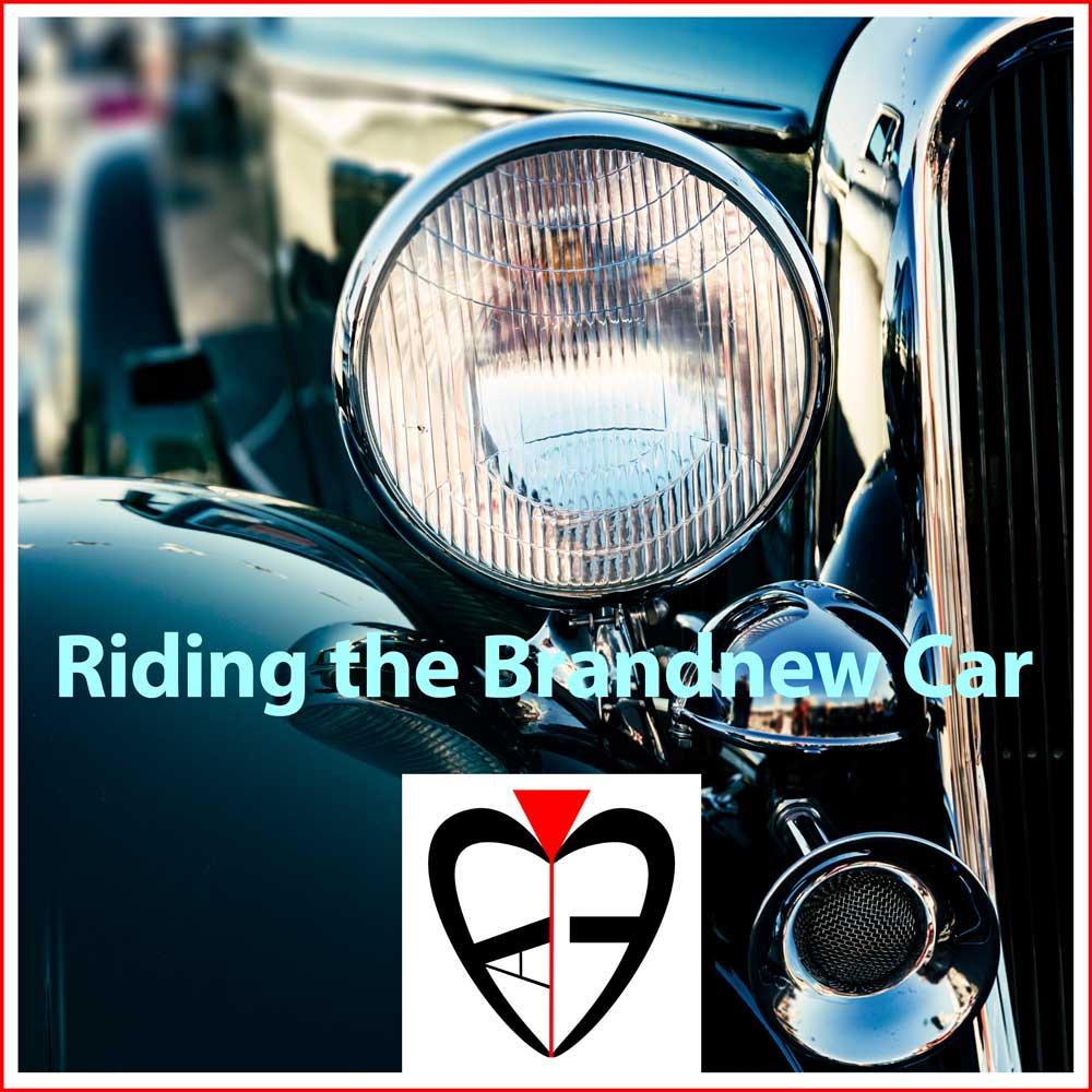 Riding the Brandnew Car - Alexis Entprima