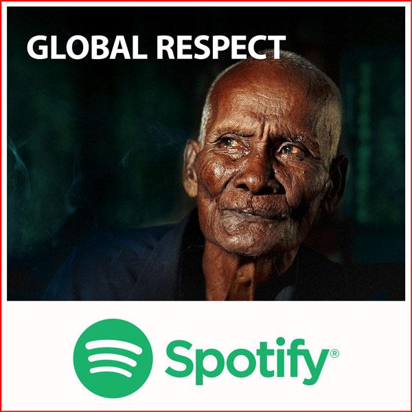Spotify Global-Respect-Playlist