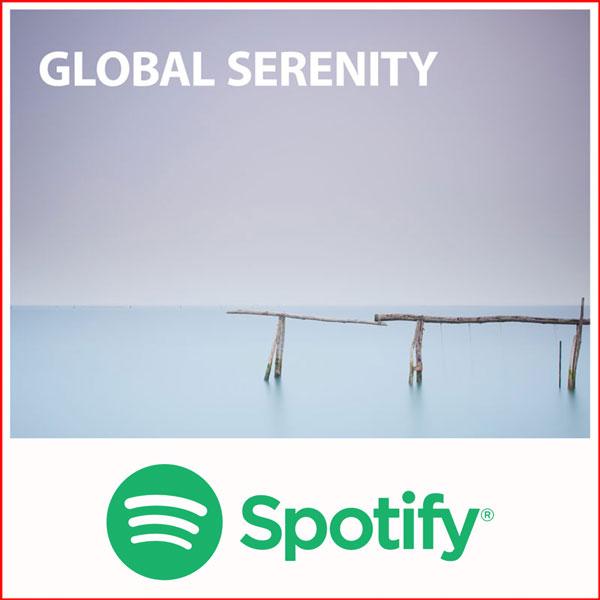 Spotify Global-Serenity-Playlist-Spotify