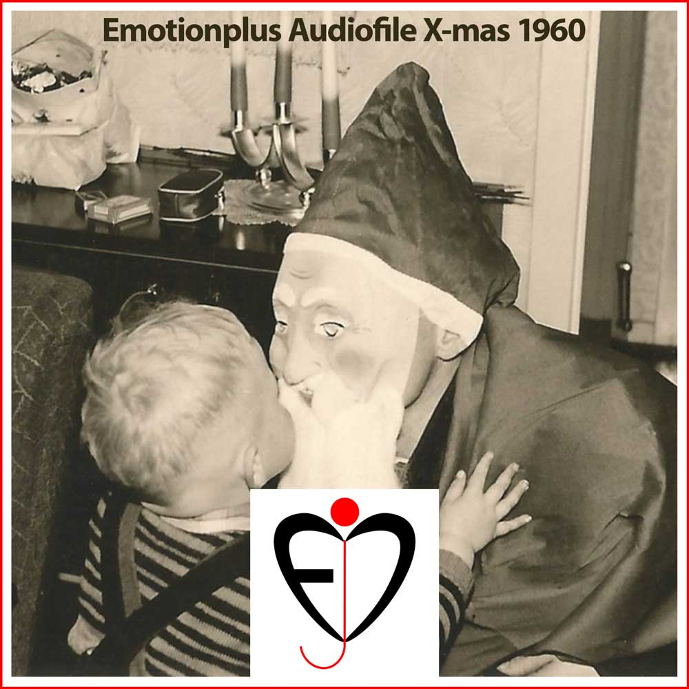 Emotionplus Audiofile X-mas 1960 - Entprima Jazz Cosmonauts