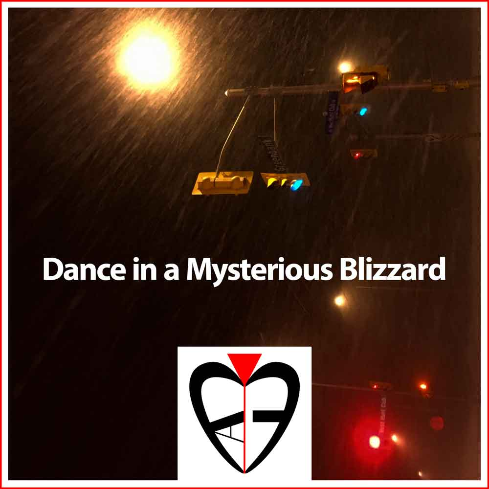 Dance in a Mysterious Blizzard - Alexis Entprima