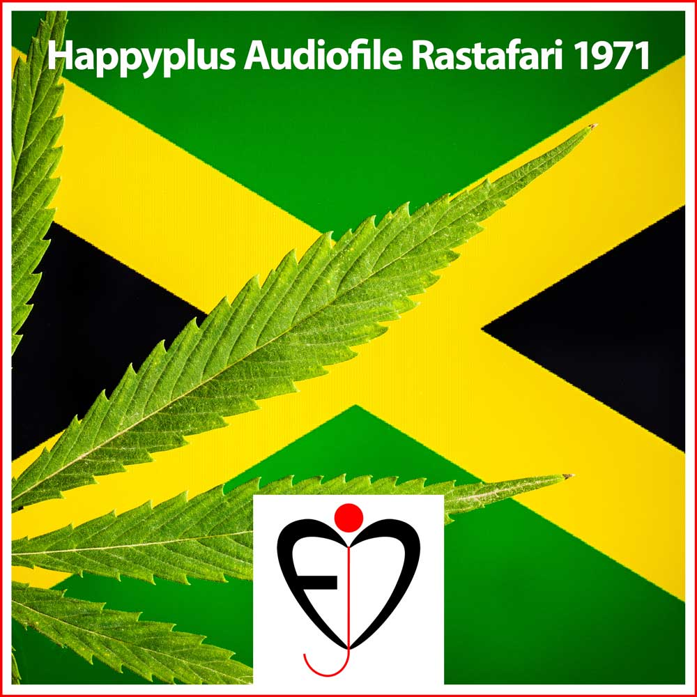 Happyplus Audiofile Rastafari 1971 - Entprima Jazz Cosmonauts