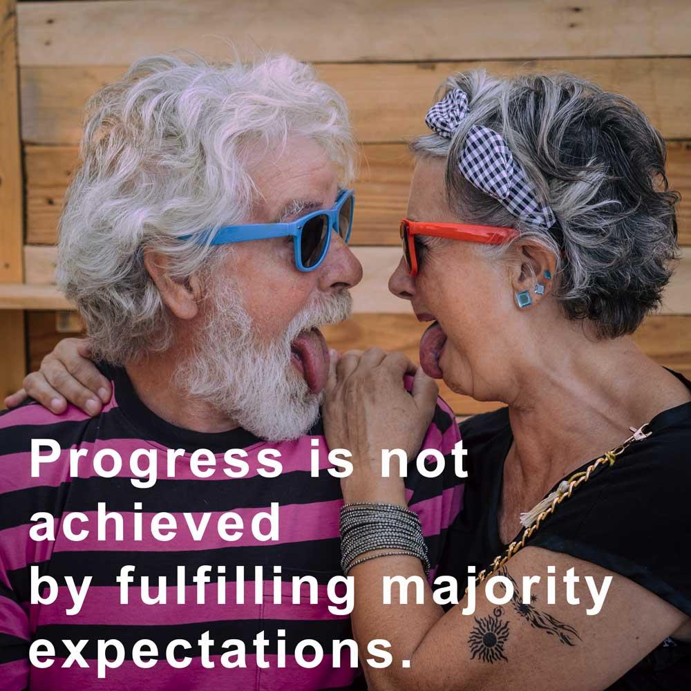 Progress - Instagram Post