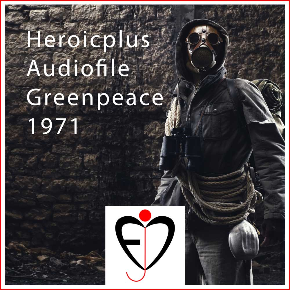 Heroicplus Audiofile Greenpeace 1971 - Entprima Jazz Cosmonauts